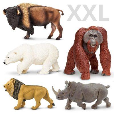 XXL-Zootiere